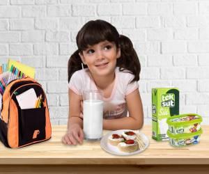 Okullar açılıyor, çocukların sınıftaki başarısı için peynir, süt ve yumurta şart